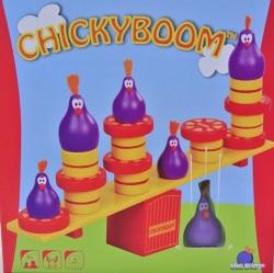 チキブーン,ゲーム,blueorange,CHICKYBOOM