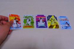 ペンギンパーティ,カードゲーム,ニューゲームズオーダー,ゆかいなさかな