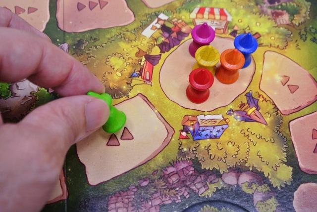 3人の魔法使い,ボードゲーム,パワーオブツリー,ペガサスシュピール