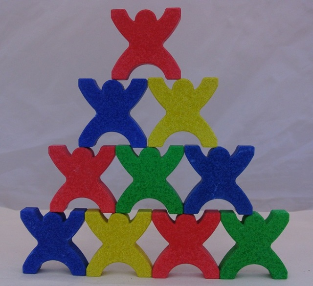 Xマンブロック,XMANIS,アンカー社,ANKER,石積木