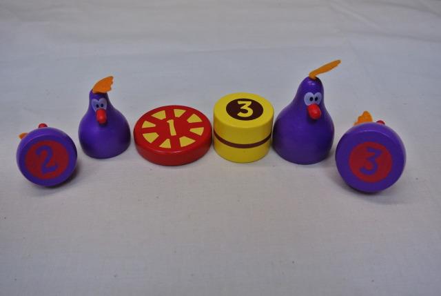チキブーン,バランスゲーム,blueorange,CHICKYBOOM
