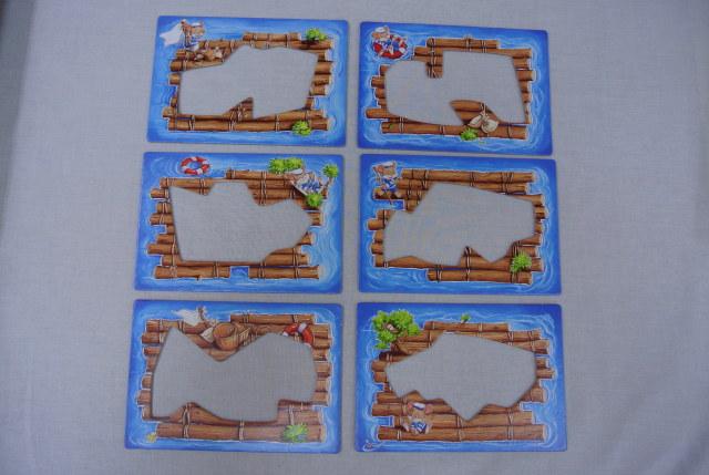 いかだ動物園,ボードゲーム,ペガサス,Pegasus Spiele Verlags