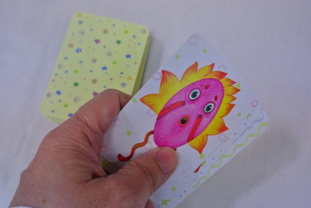 ナンジャモンジャ,シンプルルールズ,SimpleRules,カードゲーム,ロシア