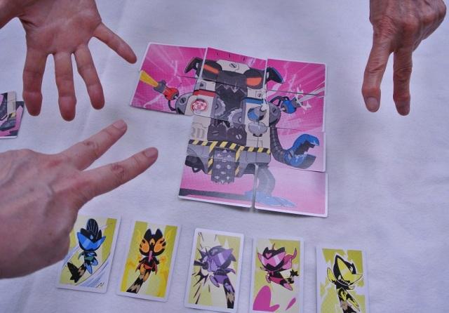 戦えスーパーキャッツ,カードゲーム,GRRREGAMES,すごろくや,寿月すみたや