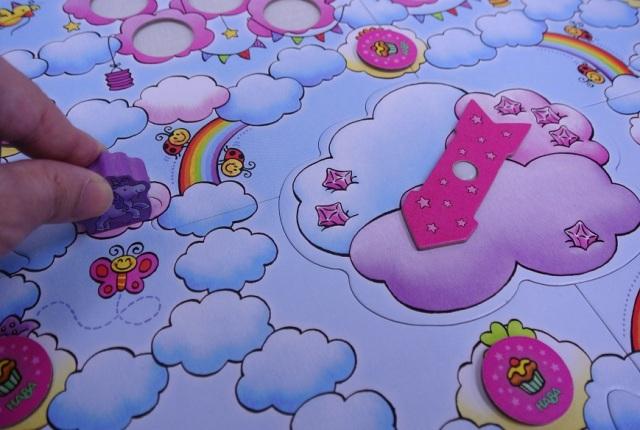 雲の上のユニコーン,デラックス,ボードゲーム,HABA,ハバ