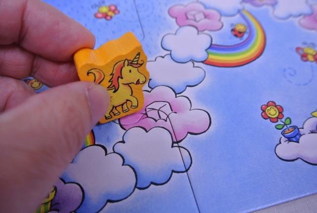 雲の上のユニコーン,ボードゲーム,HABA,ハバ